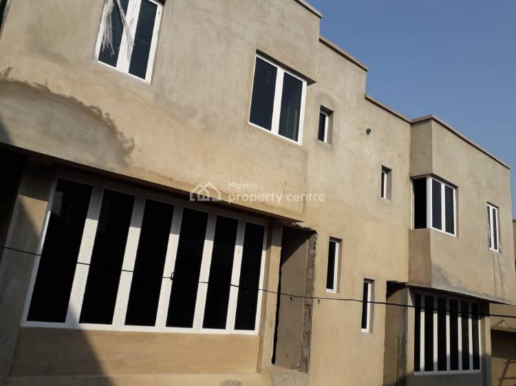 New and Spacious 4 Bedrooms Terraced Duplex, College Road, Ogba, Ikeja, Lagos, Terraced Duplex for Sale
