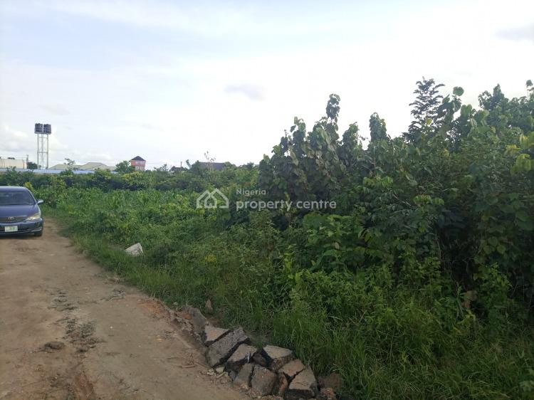 Accessible and  Dry Table Land, Rumukparali/ Uzuoba Road, Port Harcourt, Rivers, Residential Land for Sale