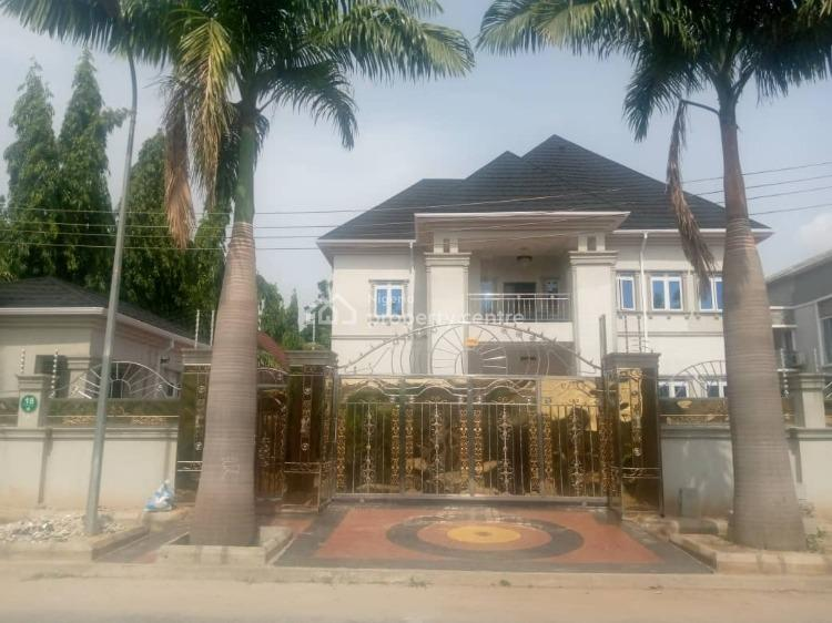 Brand New  6 Bedroom Mansionate , 2 Bedroom Bq, Sitting on a Land, Zone 7, Wuse, Abuja, Detached Duplex for Sale