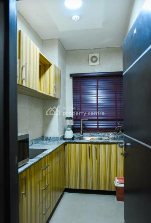 Well Furnished Mini Flat, Allen Avenue, Allen, Ikeja, Lagos, Mini Flat Short Let