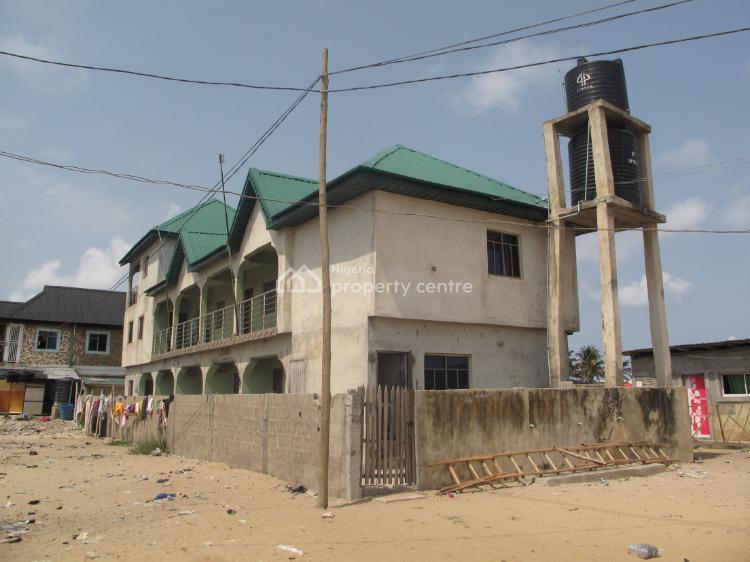 a Block of Mini Flat, Magbon Alade, Ibeju Lekki, Lagos, Block of Flats for Sale