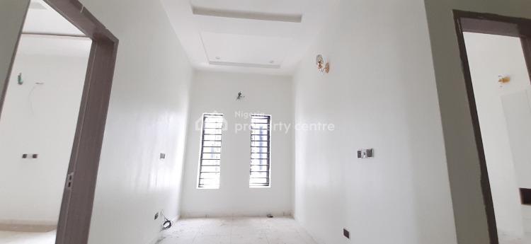 Luxuriously Finished 4 Bedrooms Semi Detached Duplex with Bq, Chevron Tollgate, Lekki, Lagos, Semi-detached Duplex for Sale