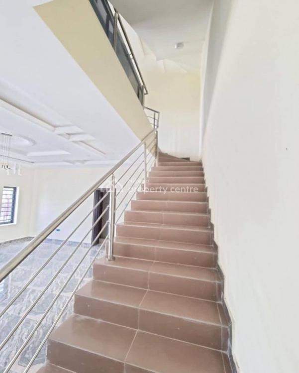 Beautiful 4 Bedrooms Terraced Duplex in a Serene Environment, Ajah, Lagos, Terraced Duplex for Sale
