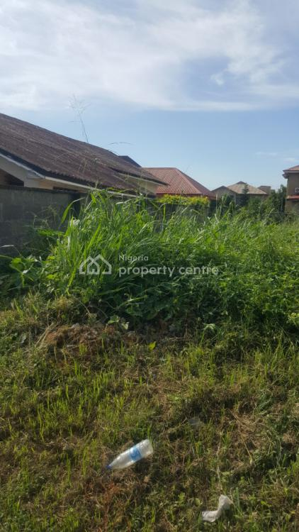 Totally Dry Plot of Land in a Serene and Well Planned Estate., Crown Estate, Sangotedo, Ajah, Lagos, Residential Land for Sale