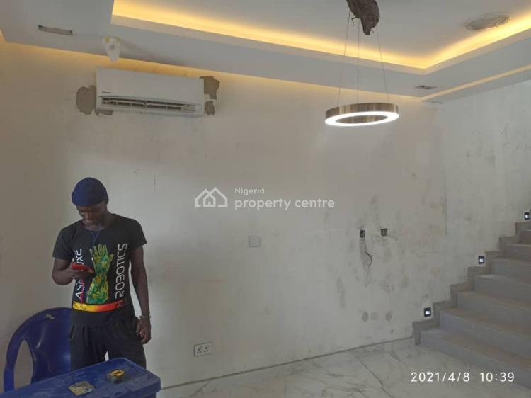 Newly Built 5 Bedrooms Semi Detached House with 2 Bq, Off 2nd Avenue Street, Old Ikoyi, Ikoyi, Lagos, Semi-detached Duplex for Sale