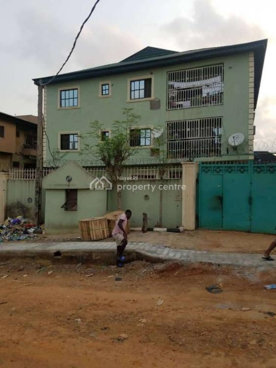 6 Nos of 3 Bedroom Flats, Ogba, Ikeja, Lagos, Block of Flats for Sale