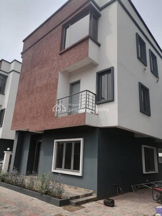 Luxury 4 Bedroom Detached Duplex with Bq, Off Sowemimo Street, Ikeja Gra, Ikeja, Lagos, Detached Duplex for Rent