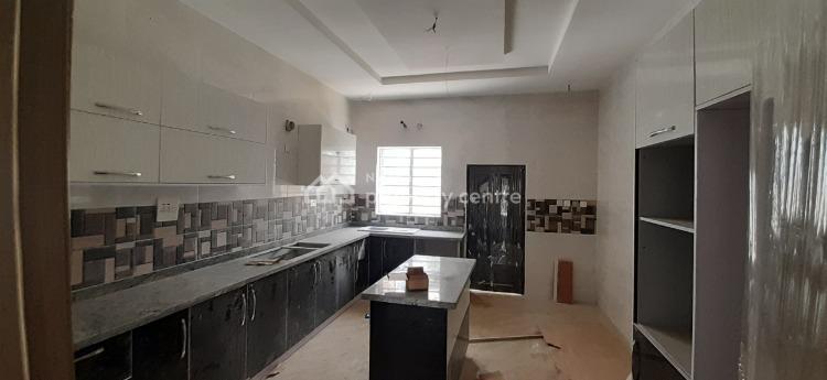 Luxuriously Finished 4 Bedroom Semi Detached Duplex with Bq, Chevron Toll Gate, Lafiaji, Lekki, Lagos, Semi-detached Duplex for Sale
