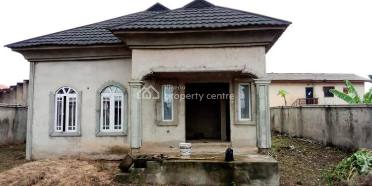 4 Bedrooms Bungalow, Behind World Oil, Ibafo, Ogun, Detached Bungalow for Sale