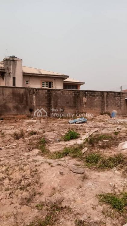 a Plot of Land, Juli Estate, Oregun, Ikeja, Lagos, Residential Land for Sale