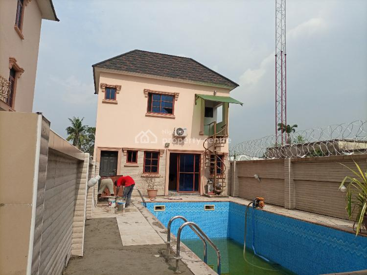 Luxury  4 Bedroom  Terrace  House, Ikeja Gra, Ikeja, Lagos, House for Rent