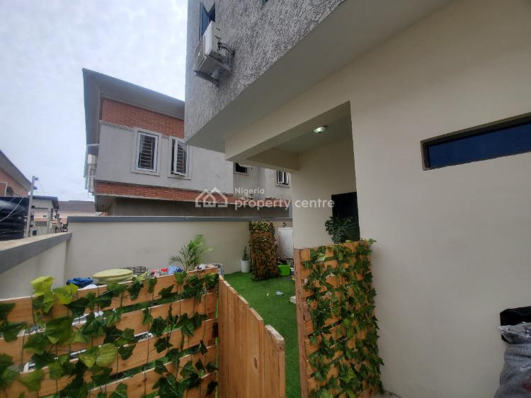 Fully Furnished and Superbly Finished Three Bedrooms Terraced House, Itedo, Lekki, Lagos, Terraced Duplex Short Let