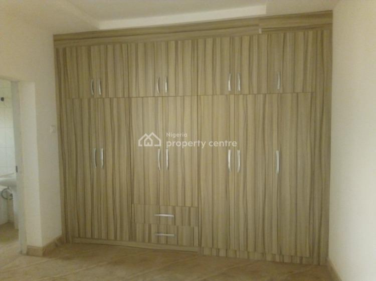 Serviced 4 Bedroom Terrace Duplex with 1room Bq, Generators, Ac., Life Camp, Abuja, Terraced Duplex for Rent