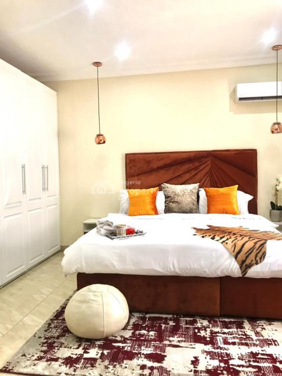 Luxury 4 Bedroom Terrace Duplex with Swimming Pool & Gym, Chevron Alternative Road, Lekki, Lagos, Terraced Duplex for Sale