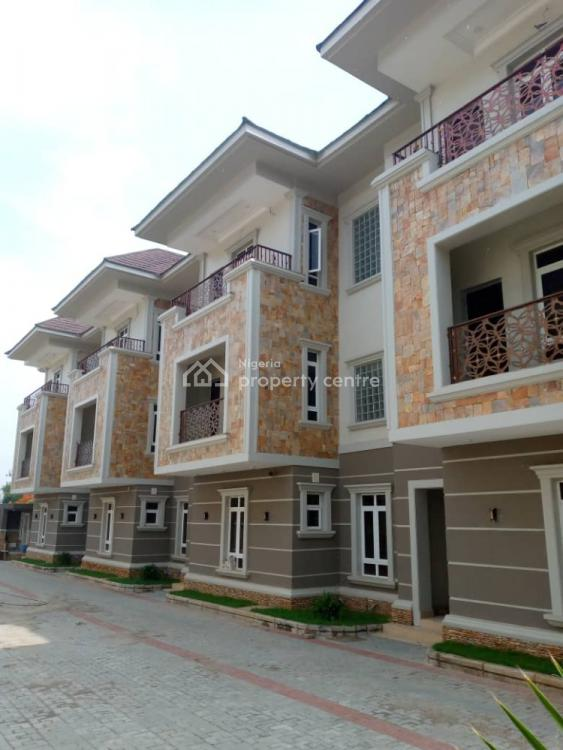 4 Units Bedrooms Terraced House, Maitama District, Abuja, House for Sale