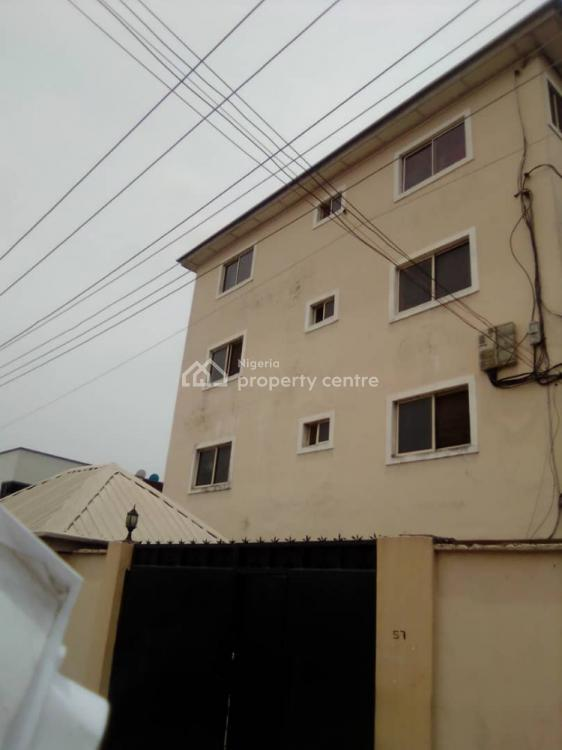 3 Bedrooms Flat with a Store, Adeniran Ajao Estate, Anthony, Maryland, Lagos, House for Sale