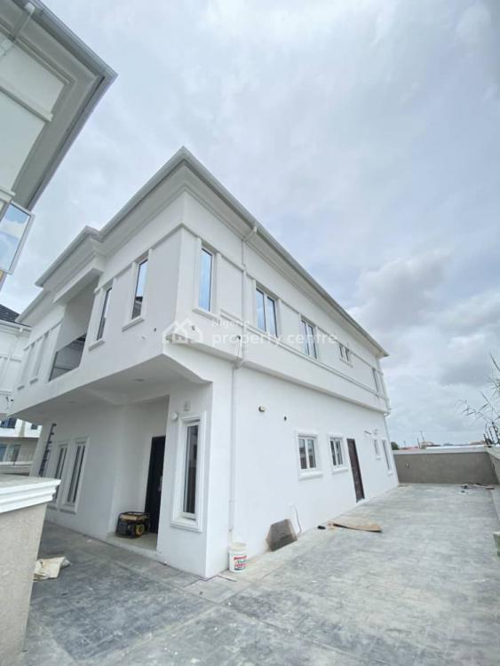 Lekki Latest 5 Bedroom Fully Detached Duplex with a Bq, Osapa London, Lekki Phase 2, Lekki, Lagos, Detached Duplex for Sale