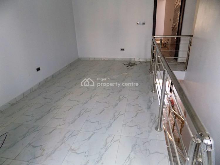 New House 4 Bedroom Semi Detached with Bq in a Gated Estate, Ikota Villa Estate, Lekki, Lagos, Semi-detached Duplex for Sale