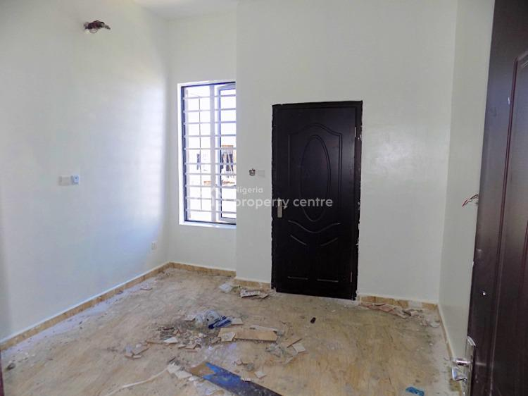 New House 4 Bedroom Terraced Duplex with 24 Hours Electricity, 2nd Toll Gate, Lekki, Lagos, Terraced Duplex for Sale