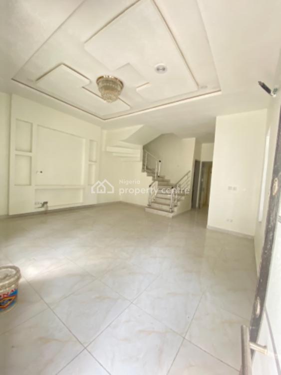 4 Bedroom Semi Detached Serviced Duplex, Oral Estate, Lekki Phase 1, Lekki, Lagos, Detached Duplex for Rent