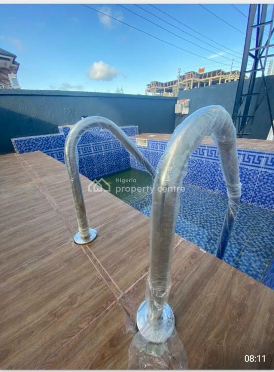 Beautiful 5 Bedrooms Detached Duplex with Swinming Pool, Thomas Estate, Ajah, Lagos, Detached Duplex for Sale