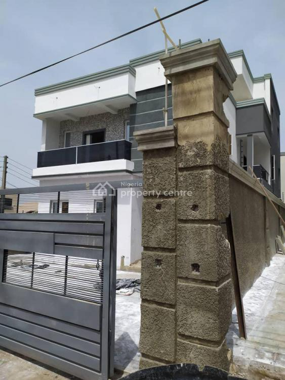 Magnificent Newly Built 5 Bedroom Mansion with Bq, Off Cmd Road, Gra Phase 2, Magodo, Lagos, Detached Duplex for Sale