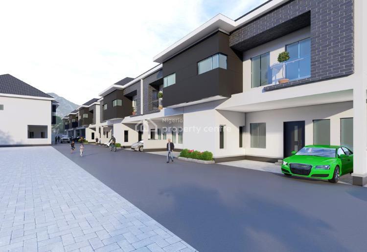 4 Bedroom Terrace House, Orchid Road, Lekki, Lagos, Terraced Duplex for Sale