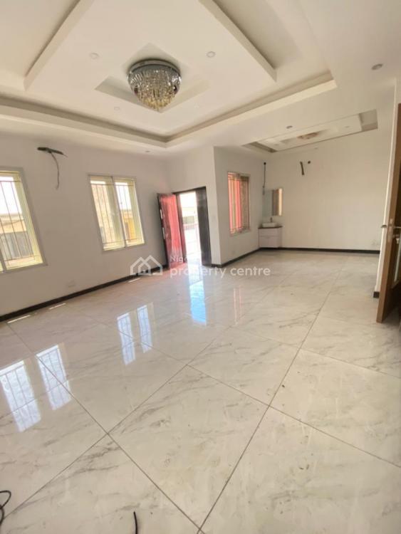 Spacious Living Room Terraced Duplex with Bq, Ologolo, Lekki, Lagos, Terraced Duplex for Sale