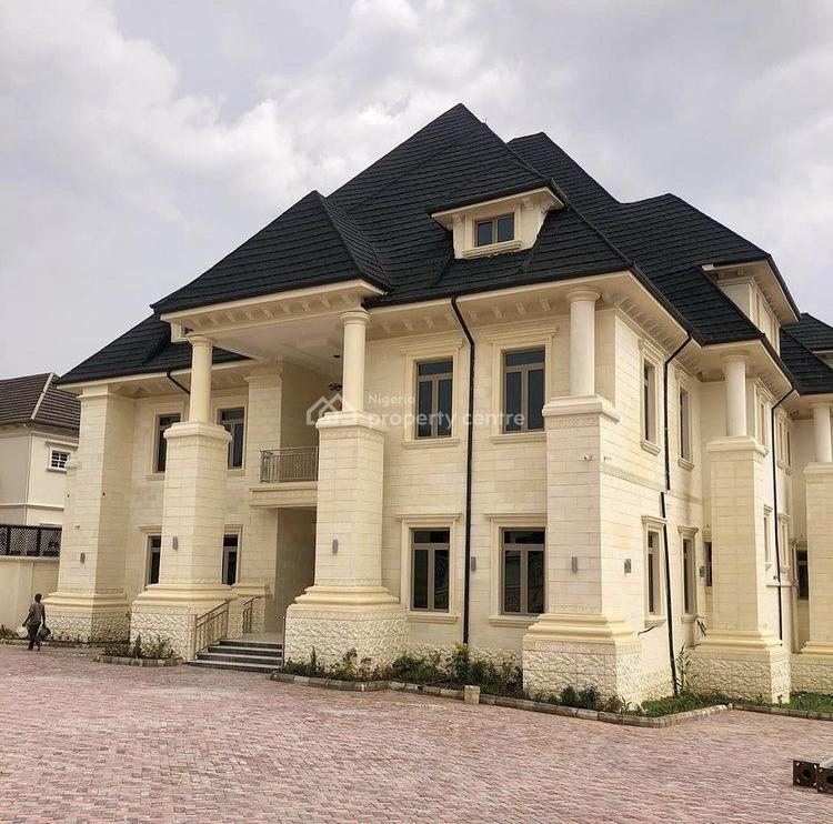 a Colossal Double Fronted 9 Bedroom Duplex, Maitama District, Abuja, House for Sale