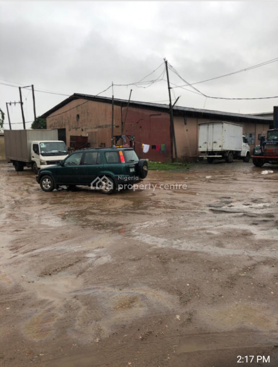 Warehouse, Oregun, Ikeja, Lagos, Warehouse for Sale