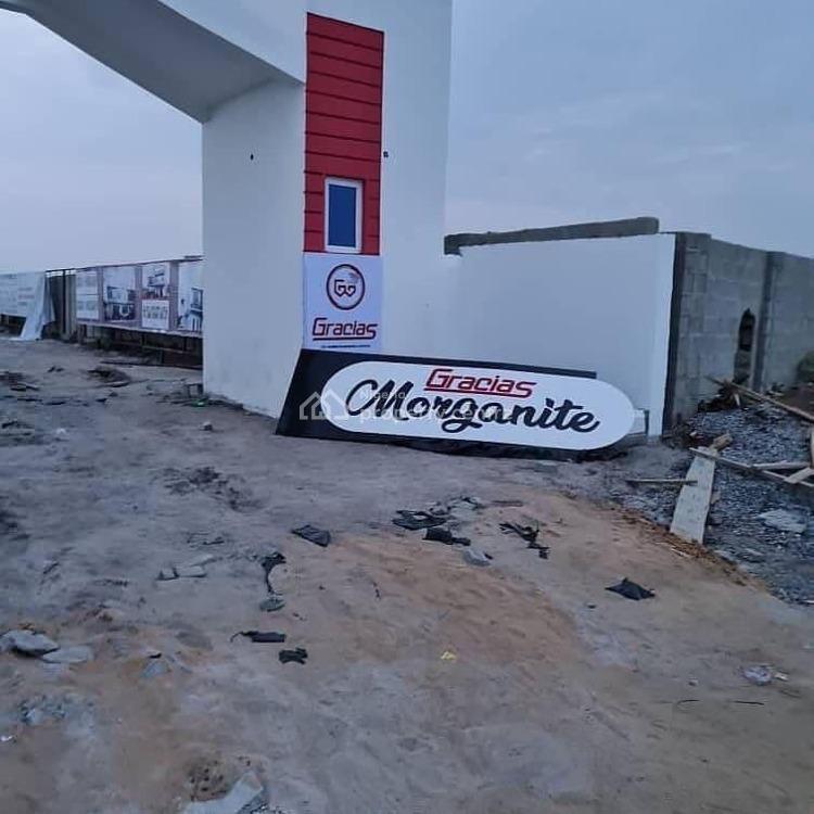 Become a Landlord Today, Gracias Morganite Estate, Eleko, Ibeju Lekki, Lagos, Mixed-use Land for Sale