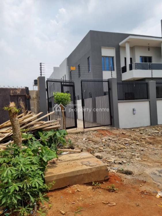 Exotic Semi Detached Duplex, P & T Residential Estate, Boys Town, Ipaja, Lagos, Semi-detached Duplex for Sale
