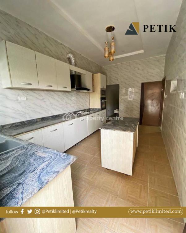 5 Bedroom Semi Detached Duplex with a Bq, Agungi, Lekki, Lagos, Semi-detached Duplex for Rent