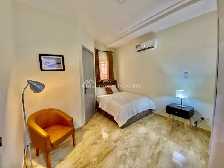 Lovely 3 Bedrooms Terrace, Orchid Road, Lekki, Lagos, Terraced Duplex Short Let