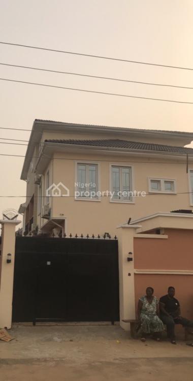 5 Bedroom Semi Detached Duplex, Olowora, Magodo, Lagos, Semi-detached Duplex for Sale