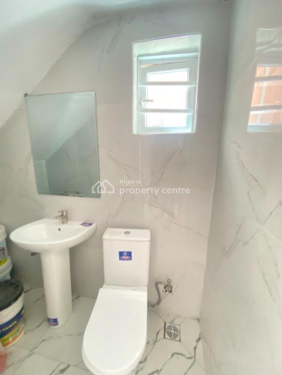 Well Finished 4 Bedrooms Semi Detached Duplex, Ajah, Lagos, Semi-detached Duplex for Sale