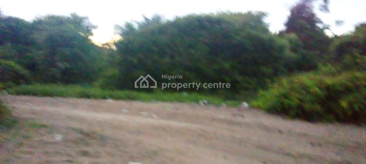 Completely Dry Land Near The Beachfront, Okun-ajah, Ajah, Lagos, Mixed-use Land for Sale