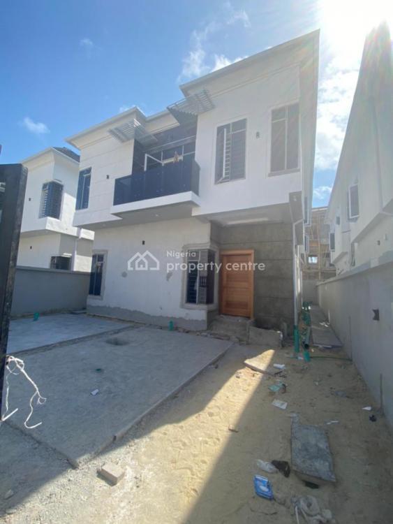 Nicely Built Four Bedroom Detached House, Ikate Elegushi, Lekki, Lagos, Detached Duplex for Sale