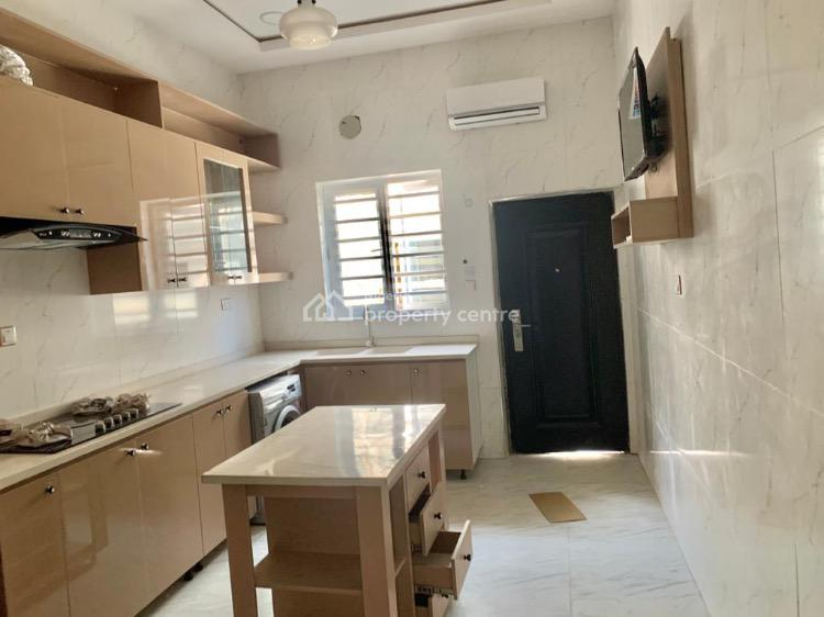 Wonderful Contemporary 4 Bedroom Semi Detached Duplex for Grabs., Amazing Smart Home in Chevron 2nd Tollgate, Lekki, Lagos, Flat / Apartment for Sale