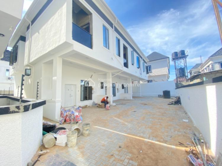 4 Bedroom Terrace Duplex, Ajah, Lagos, Terraced Duplex for Sale
