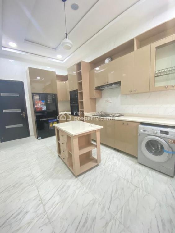 Smart 4 Bedroom Semi Detached Duplex, 2nd Tollgate, Lekki, Lagos, Semi-detached Duplex for Sale