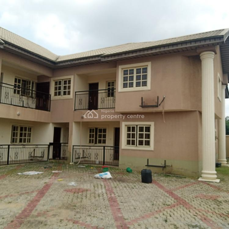 3 Bedrooms Flat, Upper Floor, All Ensuite, River Bank Estate, Off Channels Tv Road, Opic, Isheri North, Lagos, Flat / Apartment for Rent