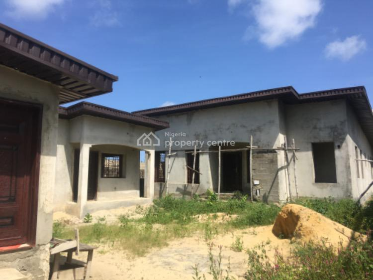 Solid Foundation for Upstairs As Well, Goodnews Estate, Sangotedo, Ajah, Lagos, Detached Bungalow for Sale