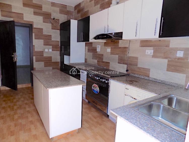 4 Bedroom Semi Detached Duplex with Bq in a Gated Estate, Chevron, Lekki, Lagos, Semi-detached Duplex for Rent