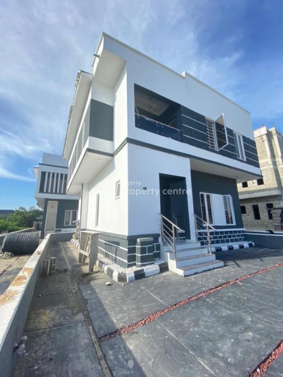 4 Bedroom Fully Detached Duplex, 2nd Toll Gate, Lekki, Lagos, Detached Duplex for Sale