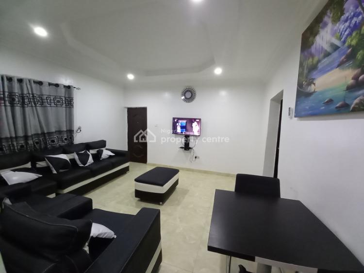 Fully Furnished Luxury One (1) Bedroom Apartment (ensuite), Lennar Hillside Estate, Kubwa, Abuja, Mini Flat Short Let