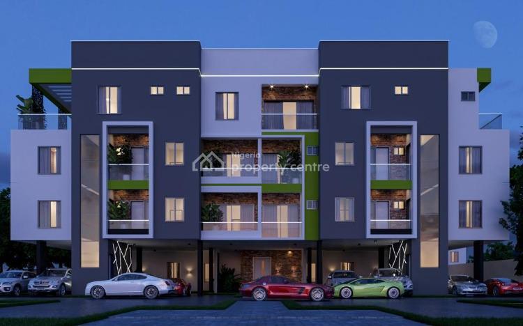 Most Affordable Luxury 2 Bedroom Flat, Off Lekki-epe Expressway, Abijo, Lekki, Lagos, Block of Flats for Sale