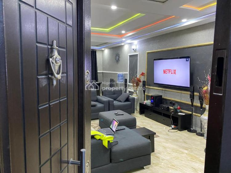 Furnished 2 Bedroom Bungalow with Bq, Lugbe District, Abuja, Semi-detached Bungalow for Sale