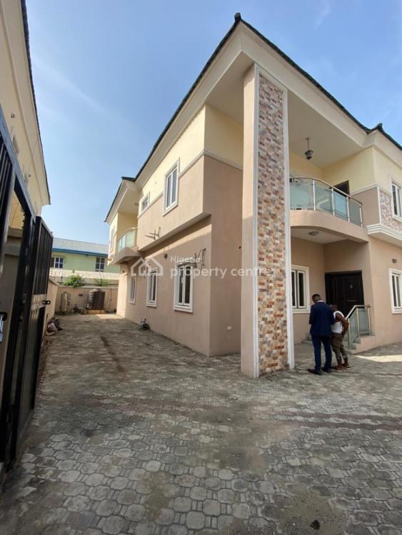 Beautifully Built 5 Bedroom Detached Duplex with Bq, Ikota Villa Estate, Ikota, Lekki, Lagos, Detached Duplex for Sale