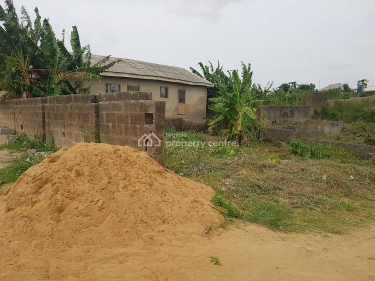 Full Plot of Dry Land, Pakuro, But Stop Acter Deeper Life Bus Stop, Asese, Ibafo, Ogun, Residential Land for Sale